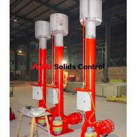 Cheap High frequency oilfield flame ignitor connected with poor boy degasser for sale