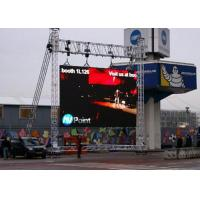 Best High Brightness Advertising Rental Led Screen 8000 cd / ㎡ with Constant driving current wholesale