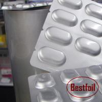Best Alu alu aluminum base cold forming foil pharmaceutical foil pill packaging wholesale