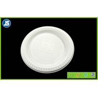 Best White Biodegradable Disposable Compostable Cornstarch Bio-based Food Trays wholesale