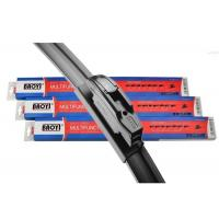 Best Rainy Day Automotive Curved Wiper Blades , Windshield Wiper Replacement Blades wholesale