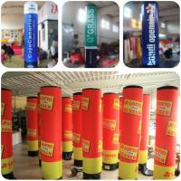 Quality Oxford Advertising Inflatable Stand Column with Printing Logo for Business Show wholesale