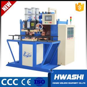 Cheap Hwashi Iron Round 4 head Automatic welding machine for sale