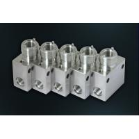 Best Anodizing Surface Aluminum CNC Service High Precision Machining Parts OEM Avaliable wholesale