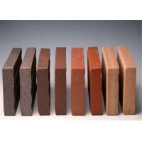 Best Light Weight Clay Brick Pavers Colorful for Outdoor Patio Flooring wholesale