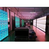 Best P3 Indoor SMD LED Advertising Screen / LED Video Wall Display wholesale
