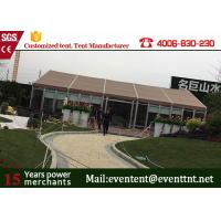 Best Rot - proof Big Size White Aluminum Large Frame Tent For Party / Events wholesale