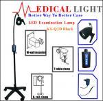 Best Minston LED Examination Lamp Ks-Q3d Black Mobile with 7 Level Digital Pressing Brightness Control wholesale