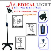 Buy cheap Minston LED Examination Lamp Ks-Q3d Black Mobile with 7 Level Digital Pressing Brightness Control from wholesalers
