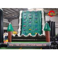 Best Children Inflatable Indoor Rock Climbing Wall Forest Snow Mountain wholesale