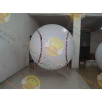 Cheap Customized Round 2.5m Sport Balloons Inflatable Durable Fire Resistant for sale