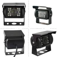 Buy cheap Wide Angle Heavy Duty Reverse Camera , Truck Rear View Camera from wholesalers