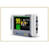 Buy cheap TFT Color Screen Vital Signs Monitor , Adult / Pediatric Multiparameter Monitor from wholesalers
