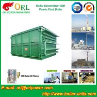 Best Flue Gas Economiser For Boiler , Heat Economizer In Power Plant Anti Corrosion wholesale