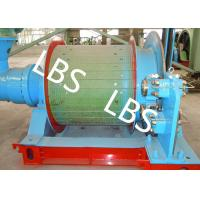 Best High Performance Electric Winch Machine Wire Sling Type 720-960r/Min Speed wholesale