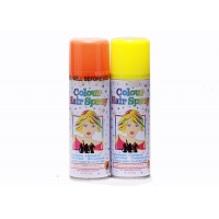 Best High Quality Temporary Washable Color Hair Spray for party wedding wholesale