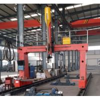 Best Big Diameter Light Pole Welding Machine Gantry Type Shut Welding wholesale
