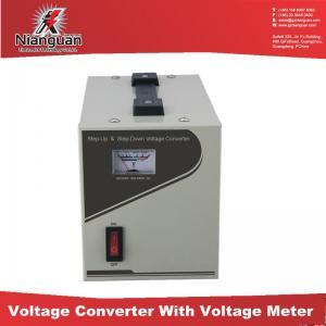 Best Voltage converter/Transformer with Voltage Display wholesale