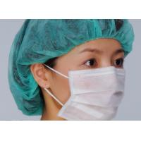 China 2-ply facemask with tie medical disposable products china disposable nonwoven meidcal mask on sale