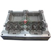Best Aluminium Egg Box / Clam Shell  Dies 6 Cavities Pulp Mould with High Precision wholesale