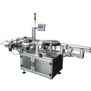 Best Carton Double Sides Sticker Automatic Label Applicator Machine High Efficient wholesale