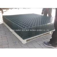 Best 6 Gauge 2 X 2 Welded Wire Mesh Panels High Strength Square Hole Shape wholesale