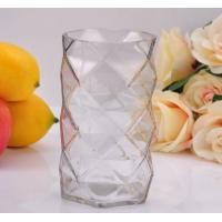 Best Clear Diamond replacement votive glass candle holders By Mouth Blown Processing wholesale