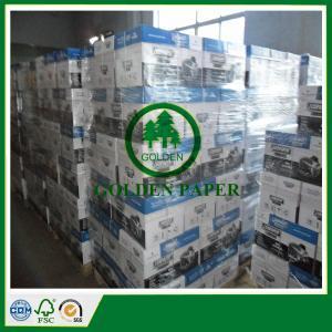 Best copy paper manufacturers 80gsm grade A 100%virgin pulp photocopy paper wholesale