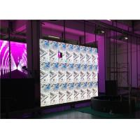 Best Professional P6 Led Wall Display Screen For Advertisement Front Maintaining wholesale