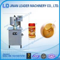 Best Good performance groundnut butter filling machine stainless steel wholesale