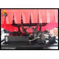 Best Pneumatic System 5D Movie Theater Equipment With ABS Plastic Frame Glasses wholesale