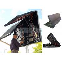 Best Front Maintenance LED Display RGB , PH4.81mm Hd Led Screen For Advertising wholesale
