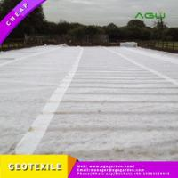 Best China high tensile strength non woven geotextile 600gsm wholesale