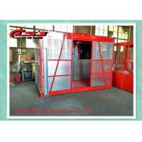Genuine Steel Rack & Pinion Elevator Lift For Construction Site