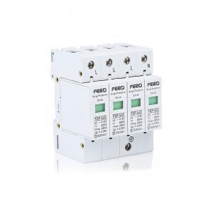 Best Standard Rail 35mm RoHS 420V AC Surge Protector wholesale