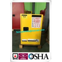 Best Flammable Safety Storage Cabinet For Oil Station, Paint Storage Cabinet For Laboratory wholesale