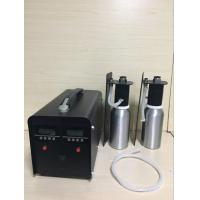 Best 300*160*195mm Black Commercial Metal Connect To HVAC Aroma Diffuser For Large Area wholesale