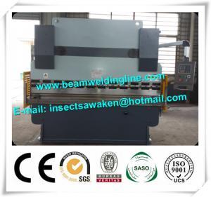 Quality CE Hydraulic Press Brake Machine 6100 * 2500 * 4200 CNC Steel Sheet Bending Machine wholesale