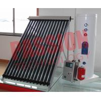 Best Professional White Split Solar Water Heater With Heat Pipe Solar Collector wholesale