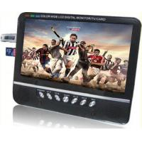 "Best Super Light Ultra-thin 7 "" LCD AD Player , SD Input Car Advertising Monitor wholesale"