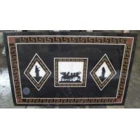 China marble medallion for floor for sale