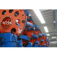 Best Wire Cable Making Planetary Stranding Machine , Electric Wire Manufacturing Machine wholesale