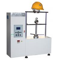 Best Safety Helmet Testing Machine Chin Strap Strength Lateral Stiffness Tester wholesale