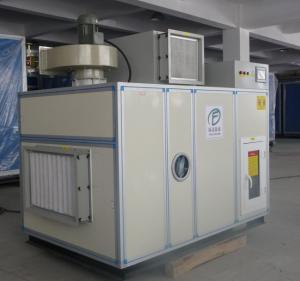 Quality Energy Saving Silica Gel Dehumidifier Wheel , Steam Regeneration wholesale