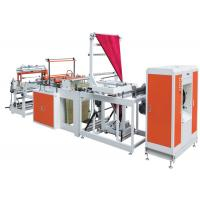 Best 1020c Industrial Garbage Automatic Bag Making Machine With Labeling Function Super Big wholesale