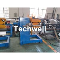 Best Manual Decoiler / Uncoiler , Umbrella Type With Manual Expanding & Passive Uncoil For 5 Ton wholesale
