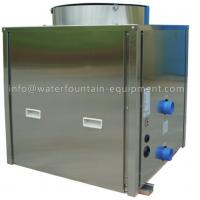 China Energy Saving Swimming Pool Heaters Air Sourced 220V With CE Approved on sale