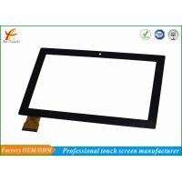 Best Custom KTV Touch Screen Panel 10.1 Inch CTP 1920x1080 1.1MM Thickness wholesale
