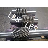 Best Carbon Steel Forging Helical Gear Wheel With Double Helical Teeth wholesale