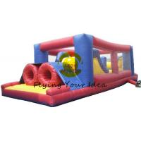 Best PVC Inflatable Castle Bouncer Kids With Blowers For Commercial wholesale